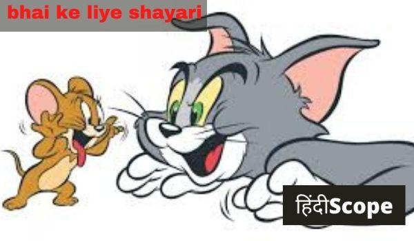भाई के लिए प्यार भरी 25 दिलचस्प शायरियां – bhai ke liye shayari
